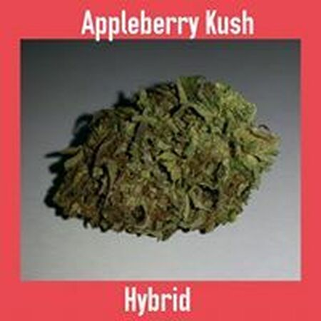 Appleberry Kush Hybrid